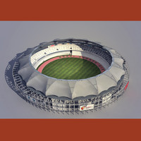 max football stadium