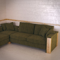 montana corner sofa frommholz 3d max