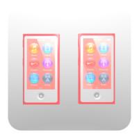free pod ipod nano 3d model