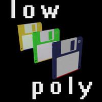 maya floppy disk diskette
