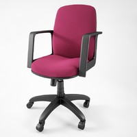 3d 861 chair model