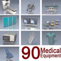 3ds max medical equipment