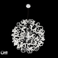 3d light pendant astro metallux