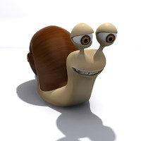 cartoon snail max