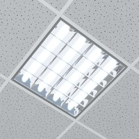 office ceiling lamp lighting 3d c4d