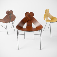 lucky love chair 3d max