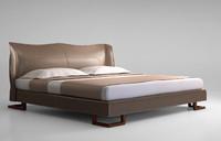 giorgetti bed corium 3d max