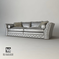 3d max sofa zanaboni mediterraneo