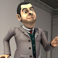 max character mr bean