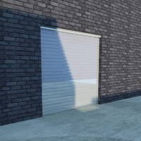 windows set doors 2011 3d model