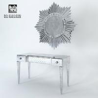 3dsmax arte veneziana desk