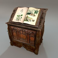 GothicBookStand