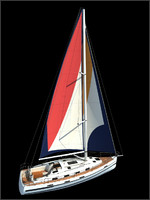 40 sail saildrive 3d 3ds