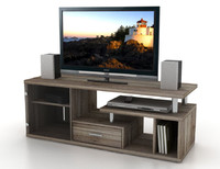 maya letter g television cabinet