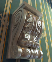 3d corbel gaudi style