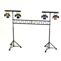 stage light 3d model