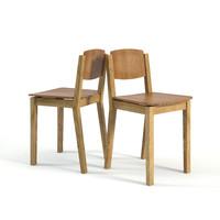 free tony chair 3d model