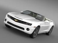 Chevrolet Camaro NeimanMarcus Convertible 2011