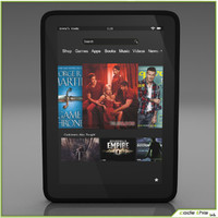 amazon kindle hd 3d max