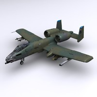 A-10A Thunderbolt - Desert Storm
