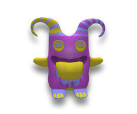 Candy Monster Toy