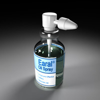 Ear Spray
