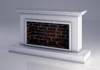 maya fireplace