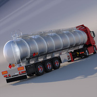 New IVECO Hi-Way Truck with ADR Tanker