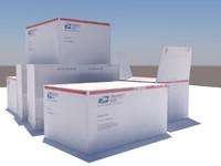 shipping box max