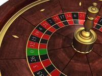 roulette wheel 3d obj