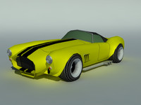ac cobra 3d 3ds