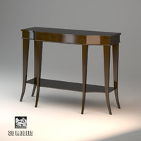 baker console table max free