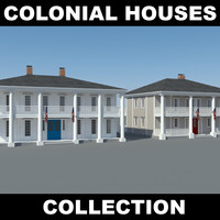 colonial houses max