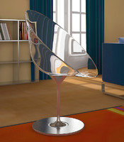 eros chair 3d max