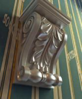 corbel gaudi style 3d max