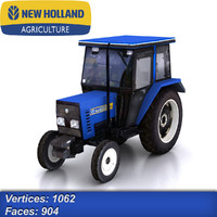 3ds max new holland 55-56 s