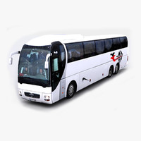 man lion s coach 3d model