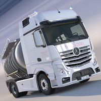 3ds mercedes actros mp4 gigaspace