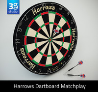 dartboard matchplay dart board 3ds