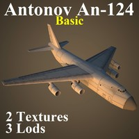3ds max antonov basic