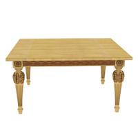 3d model jumbo - classic table