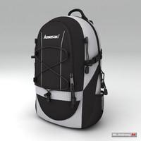 Tetoron Knapsack Bag