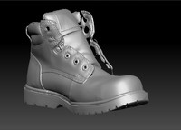 scan brahma construction boot 3d model