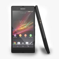 Sony Xperia Z Smartphone Black