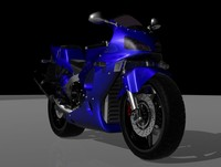 3d 3ds motorcycle