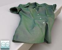 shirt 3d model
