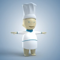 3ds max dough boy