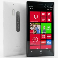 nokia lumia 928 black 3d 3ds