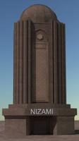 Oriental monument