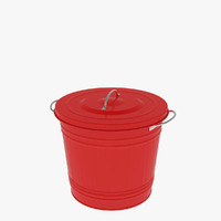 3ds bucket lid